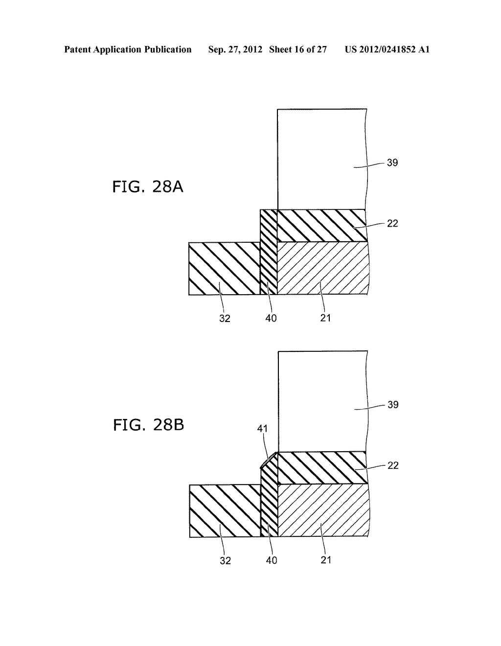 SEMICONDUCTOR DEVICE AND METHOD FOR MANUFACTURING SAME - diagram, schematic, and image 17