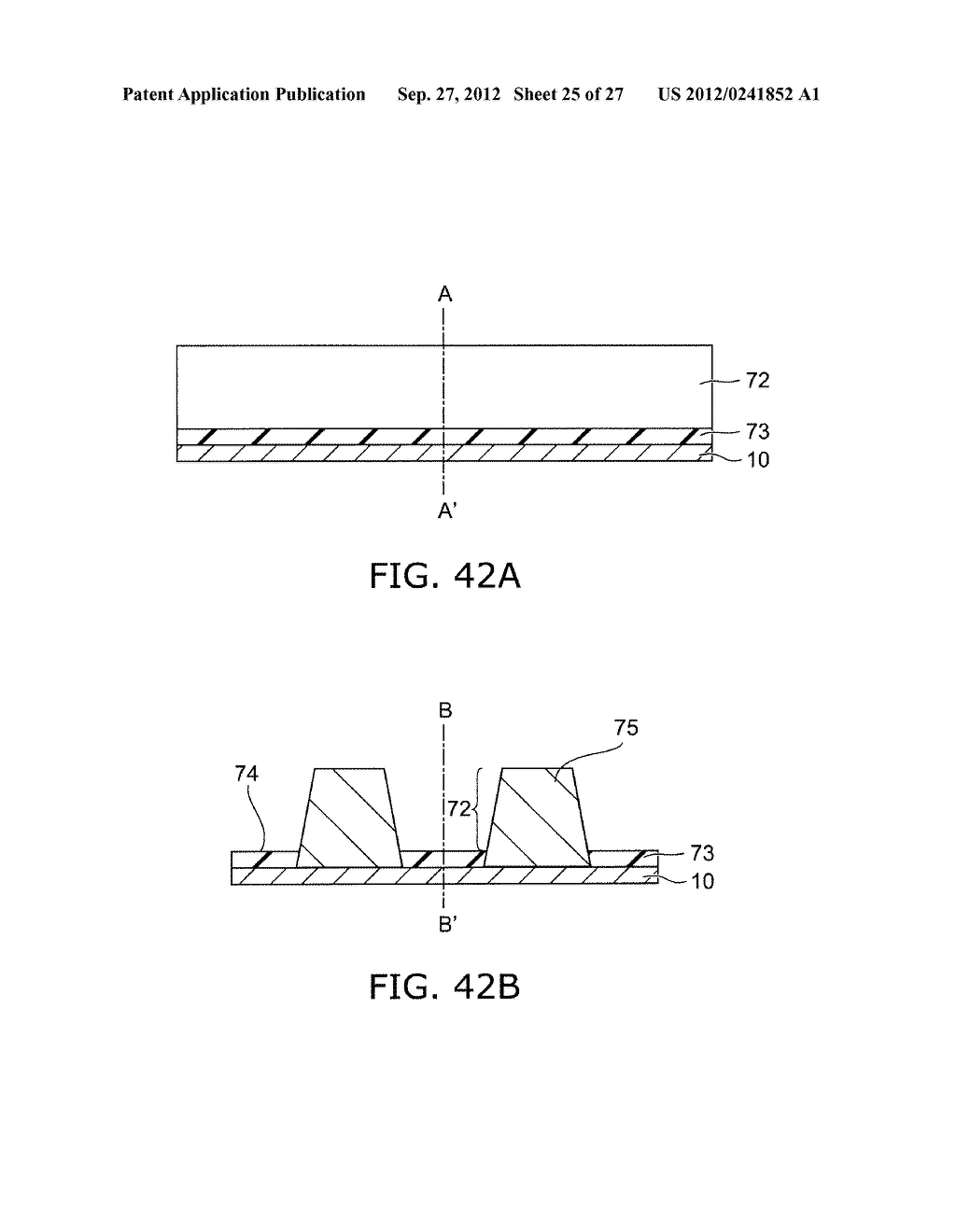 SEMICONDUCTOR DEVICE AND METHOD FOR MANUFACTURING SAME - diagram, schematic, and image 26