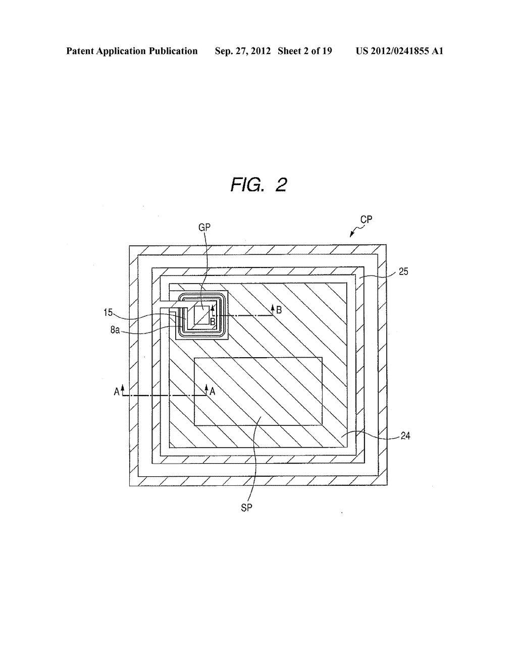 SEMICONDUCTOR DEVICE AND MANUFACTURING METHOD OF THE SAME - diagram, schematic, and image 03