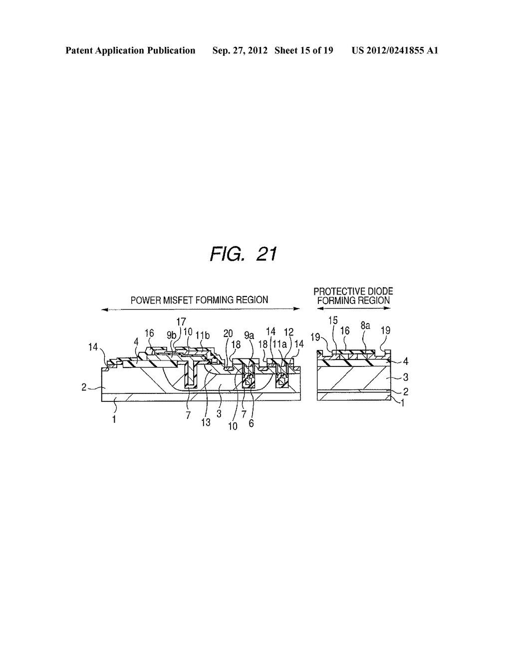 SEMICONDUCTOR DEVICE AND MANUFACTURING METHOD OF THE SAME - diagram, schematic, and image 16