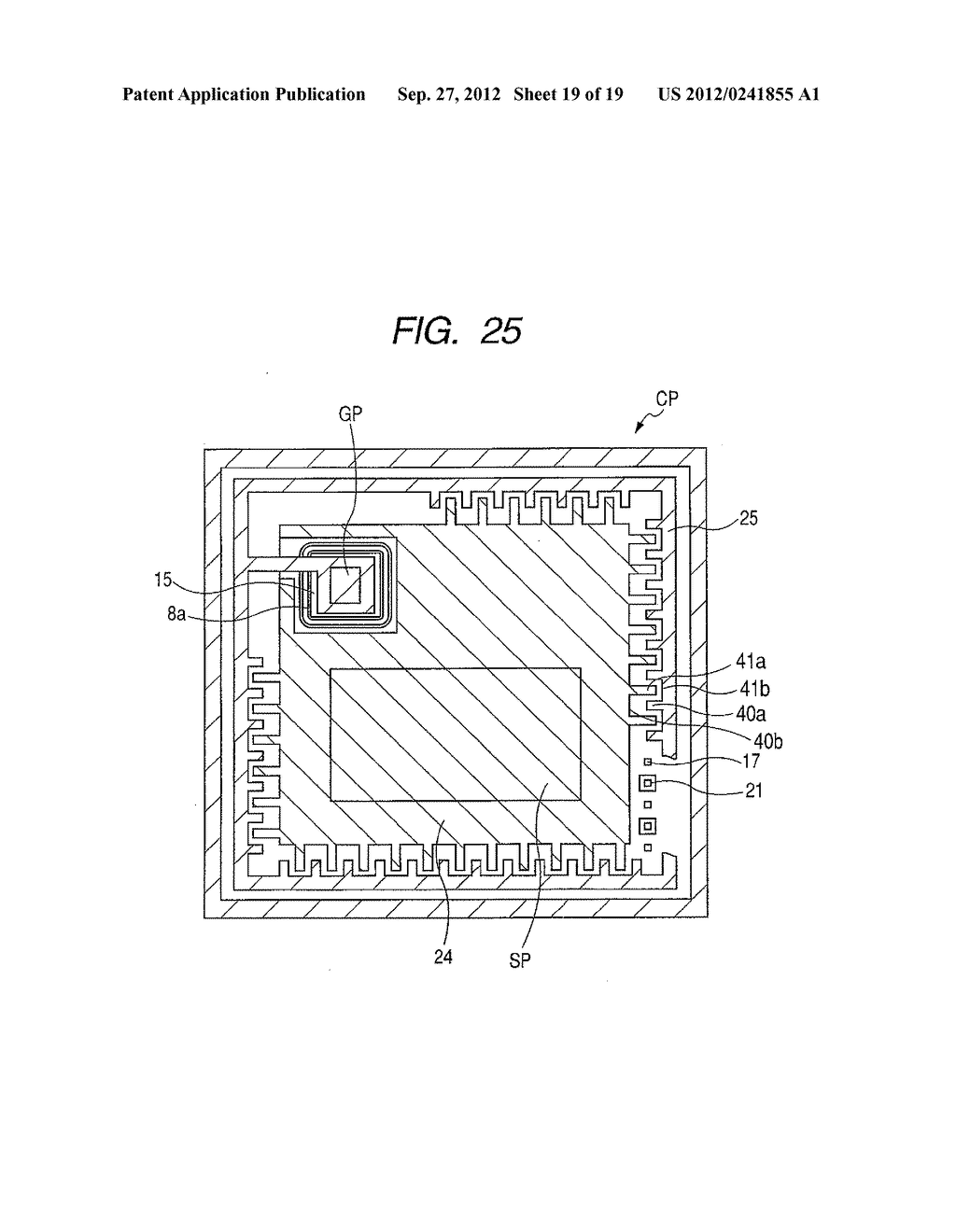 SEMICONDUCTOR DEVICE AND MANUFACTURING METHOD OF THE SAME - diagram, schematic, and image 20