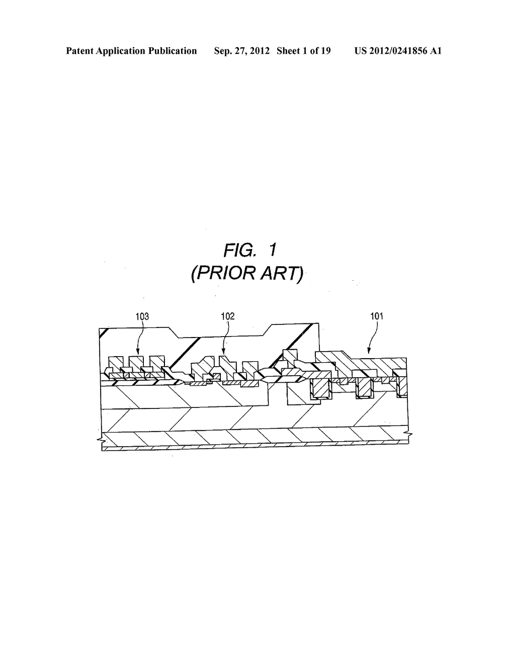 SEMICONDUCTOR DEVICE AND MANUFACTURING METHOD OF THE SAME - diagram, schematic, and image 02