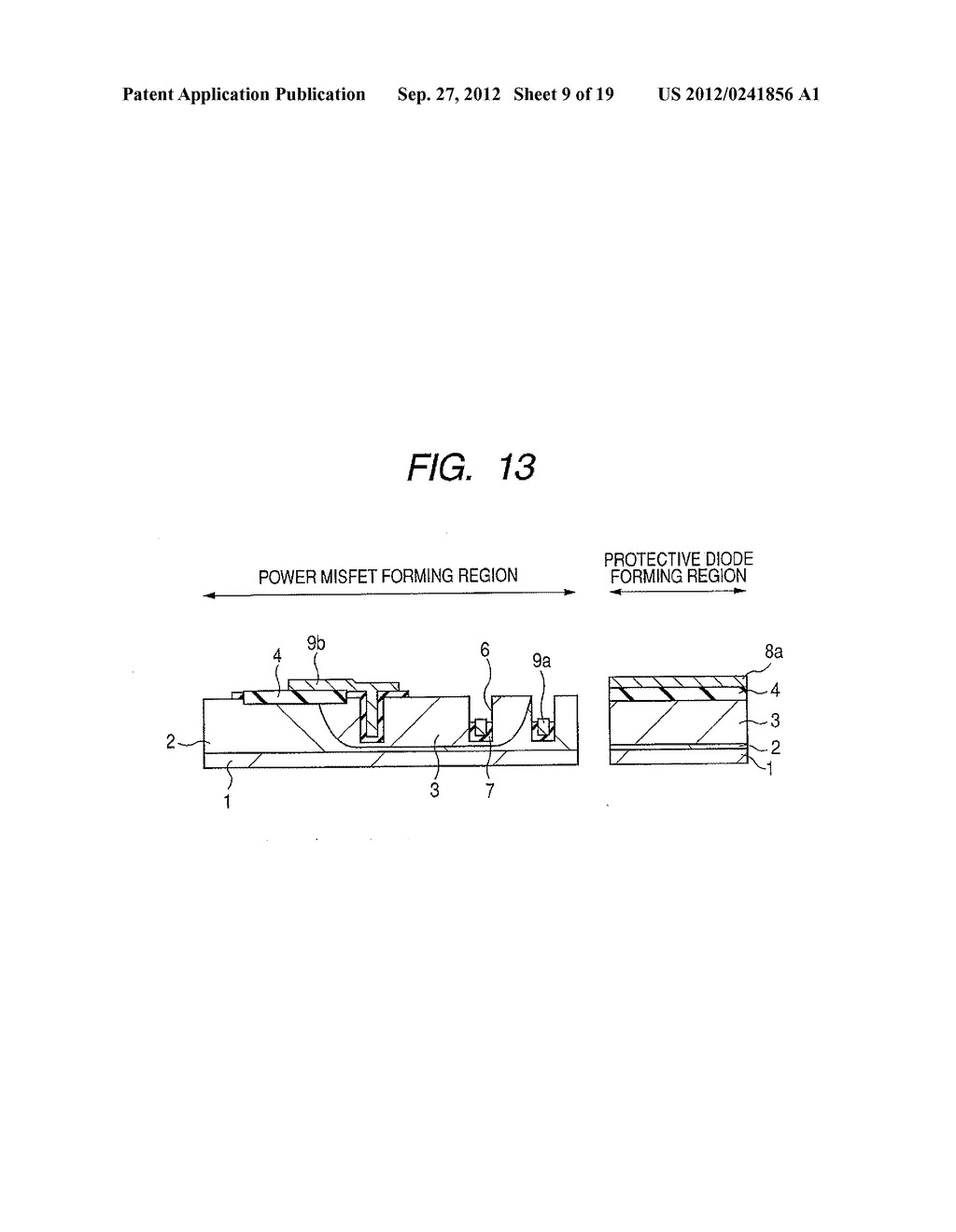 SEMICONDUCTOR DEVICE AND MANUFACTURING METHOD OF THE SAME - diagram, schematic, and image 10