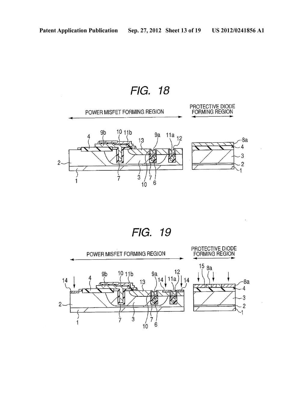 SEMICONDUCTOR DEVICE AND MANUFACTURING METHOD OF THE SAME - diagram, schematic, and image 14