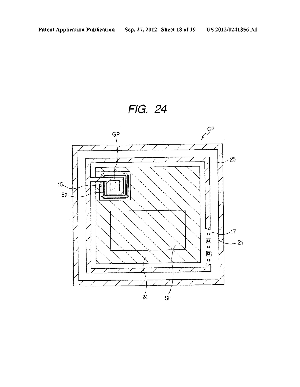 SEMICONDUCTOR DEVICE AND MANUFACTURING METHOD OF THE SAME - diagram, schematic, and image 19