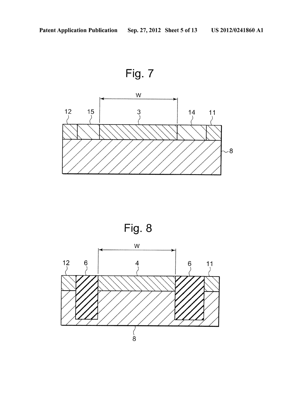 SEMICONDUCTOR INTEGRATED CIRCUIT INCLUDING TRANSISTOR  HAVING DIFFUSION     LAYER FORMED AT OUTSIDE OF ELEMENT ISOLATION REGION FOR PREVENTING SOFT     ERROR - diagram, schematic, and image 06