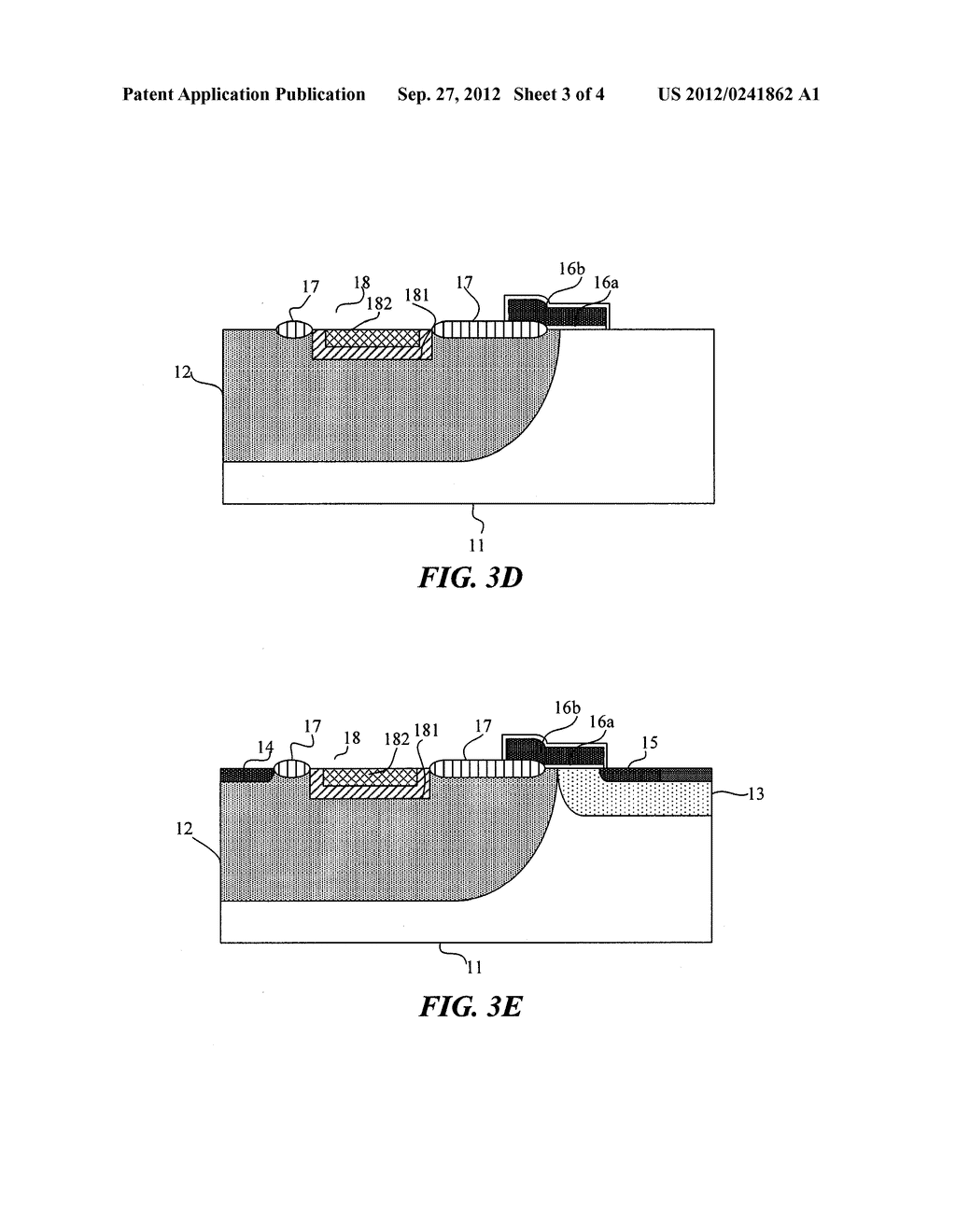 LDMOS DEVICE AND METHOD FOR MAKING THE SAME - diagram, schematic, and image 04