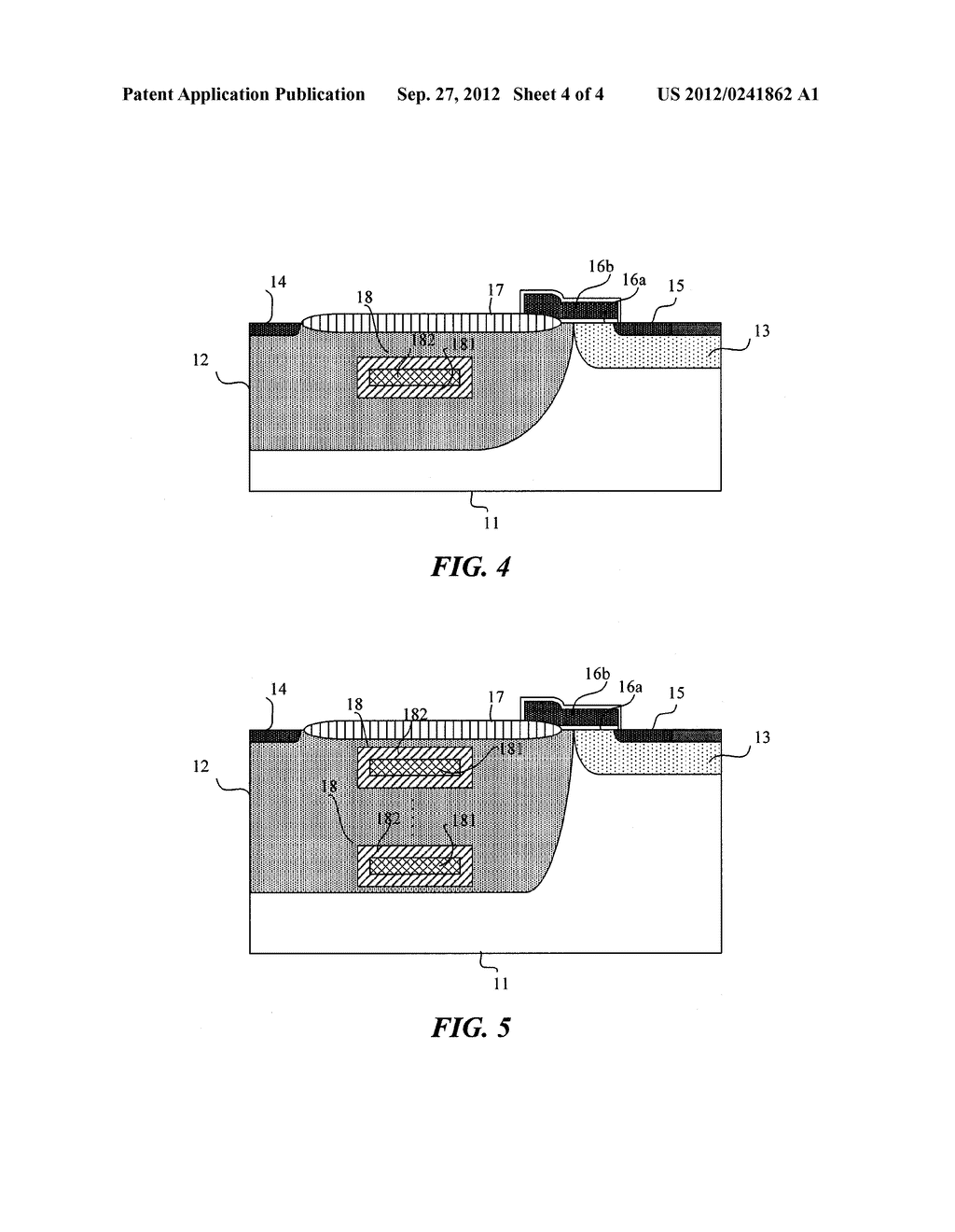 LDMOS DEVICE AND METHOD FOR MAKING THE SAME - diagram, schematic, and image 05