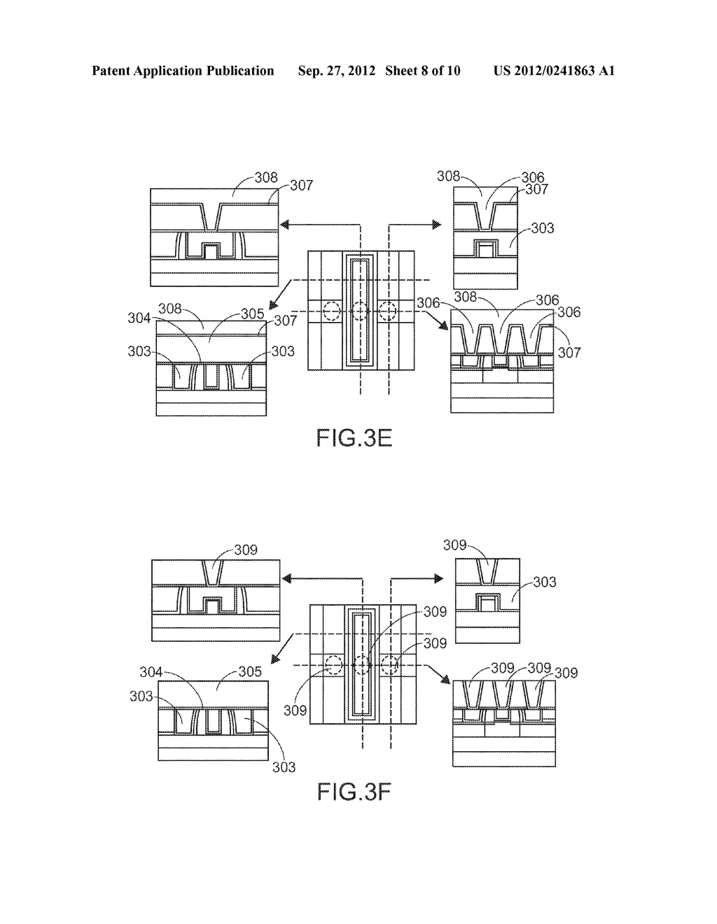 FIN FIELD-EFFECT TRANSISTOR STRUCTURE AND MANUFACTURING PROCESS THEREOF - diagram, schematic, and image 09