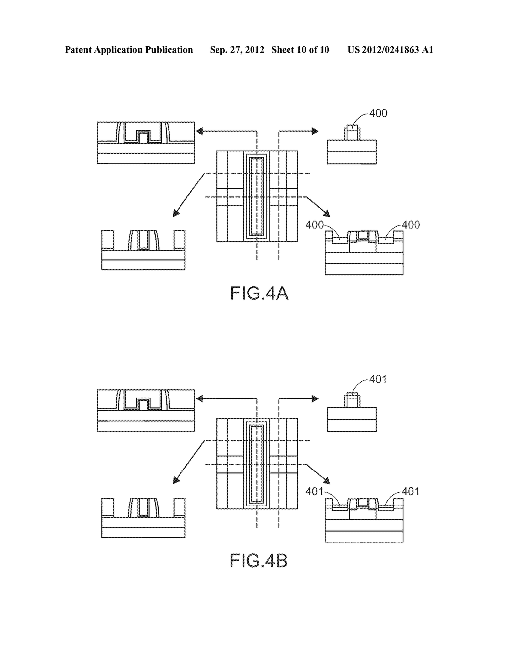 FIN FIELD-EFFECT TRANSISTOR STRUCTURE AND MANUFACTURING PROCESS THEREOF - diagram, schematic, and image 11