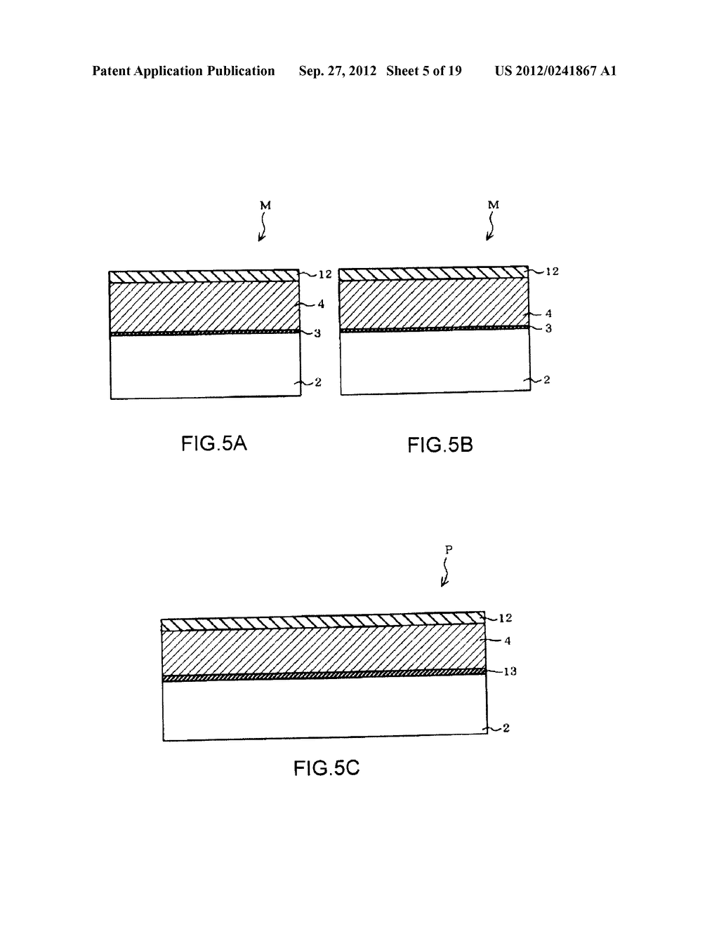NON-VOLATILE SEMICONDUCTOR MEMORY DEVICE AND A MANUFACTURING METHOD     THEREOF - diagram, schematic, and image 06