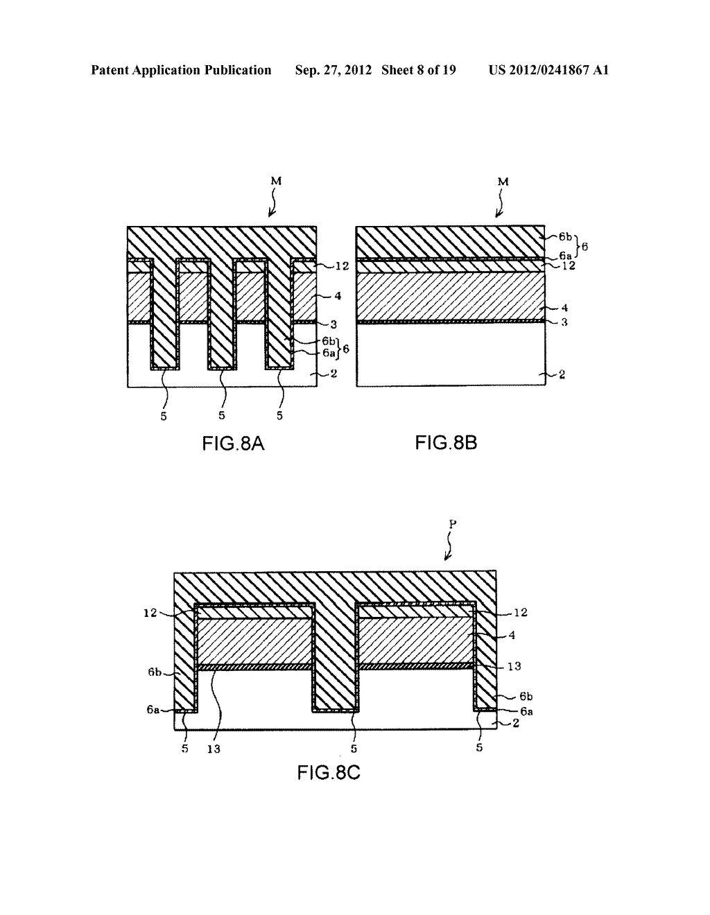 NON-VOLATILE SEMICONDUCTOR MEMORY DEVICE AND A MANUFACTURING METHOD     THEREOF - diagram, schematic, and image 09