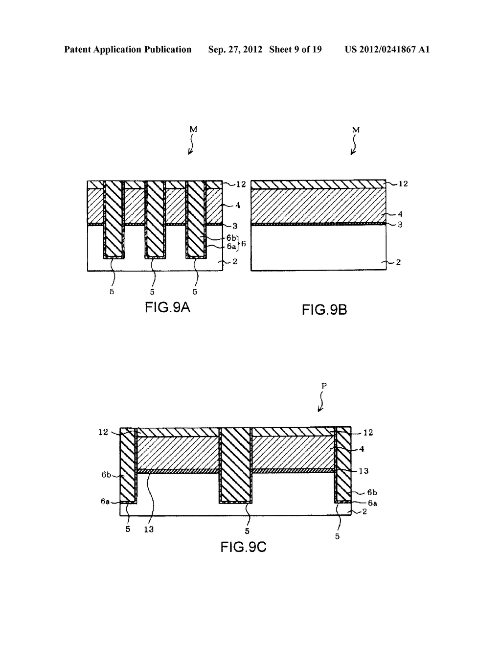 NON-VOLATILE SEMICONDUCTOR MEMORY DEVICE AND A MANUFACTURING METHOD     THEREOF - diagram, schematic, and image 10