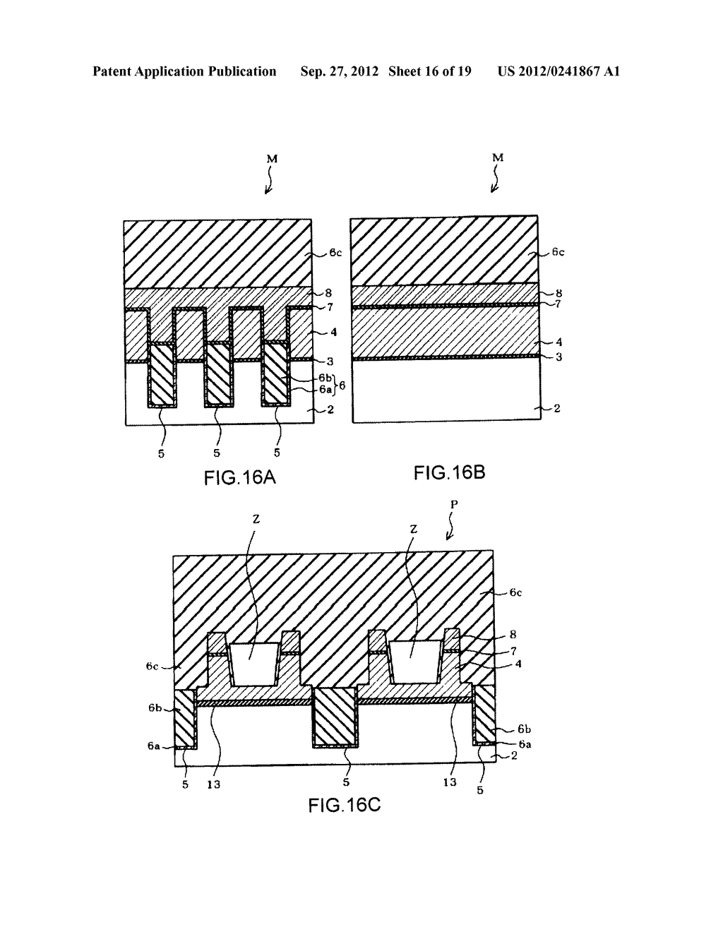 NON-VOLATILE SEMICONDUCTOR MEMORY DEVICE AND A MANUFACTURING METHOD     THEREOF - diagram, schematic, and image 17