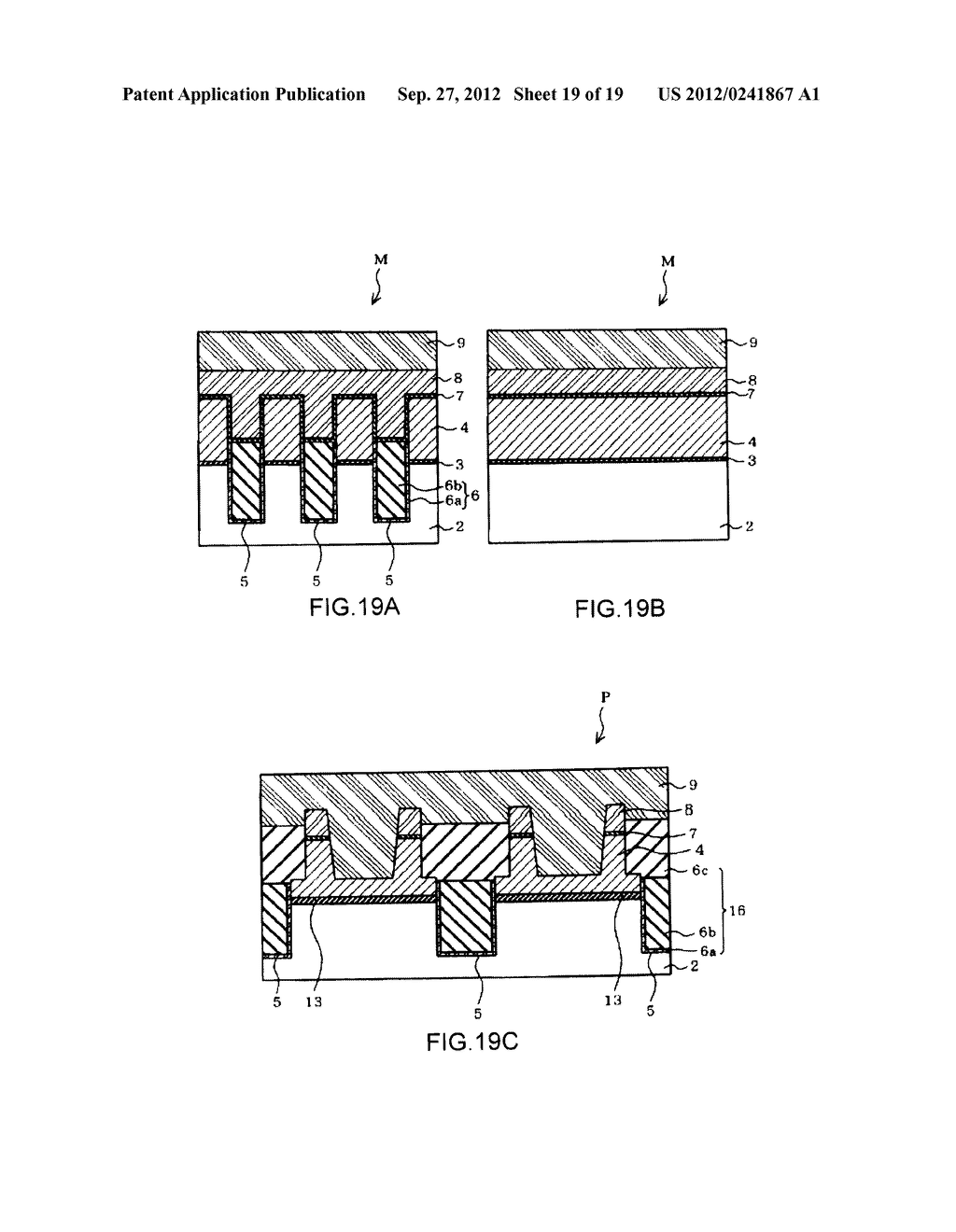 NON-VOLATILE SEMICONDUCTOR MEMORY DEVICE AND A MANUFACTURING METHOD     THEREOF - diagram, schematic, and image 20