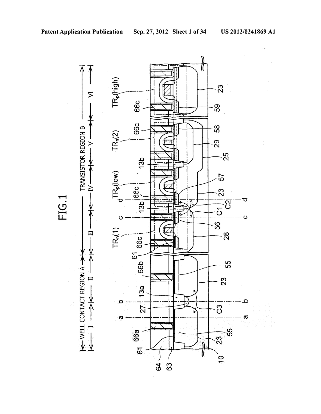 SEMICONDUCTOR DEVICE AND METHOD OF MANUFACTURING THE SAME - diagram, schematic, and image 02