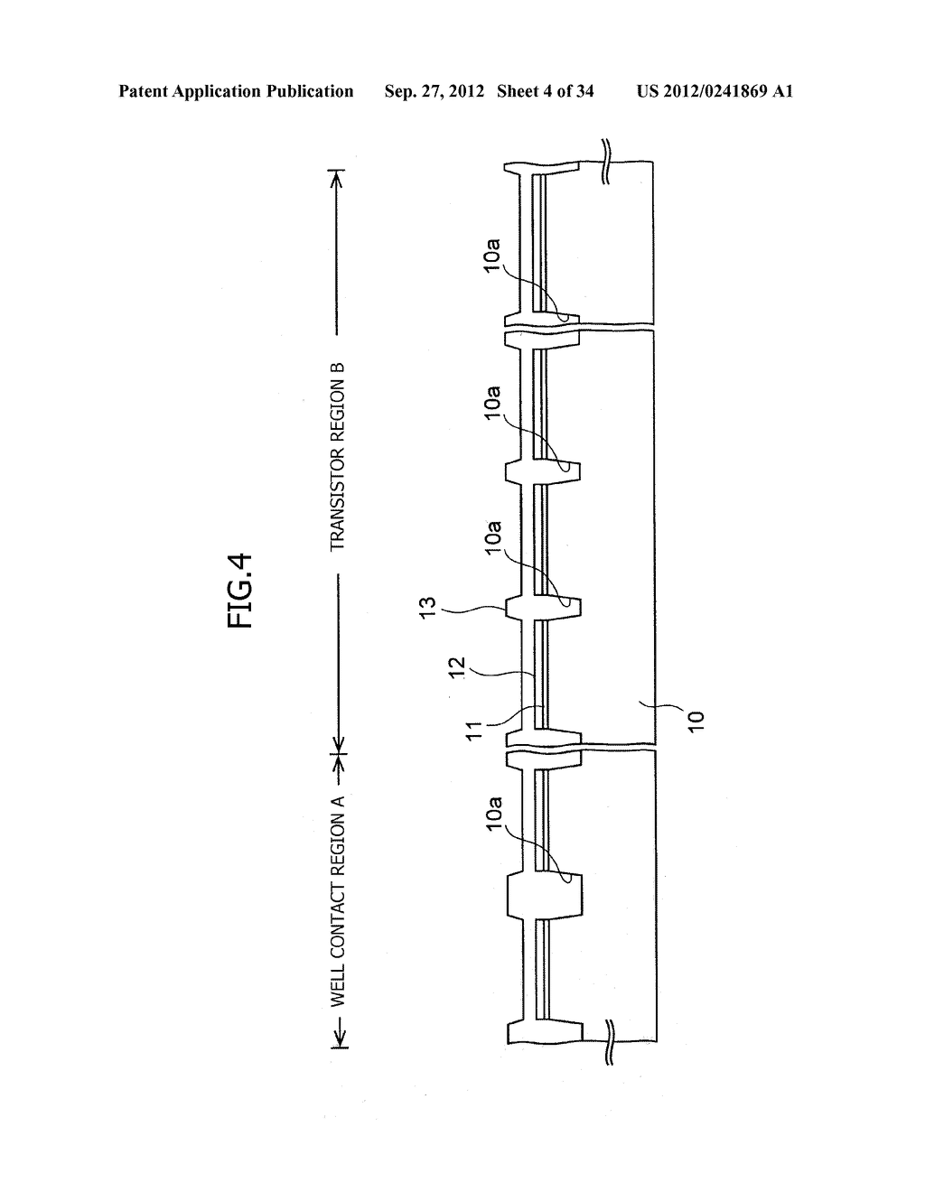 SEMICONDUCTOR DEVICE AND METHOD OF MANUFACTURING THE SAME - diagram, schematic, and image 05
