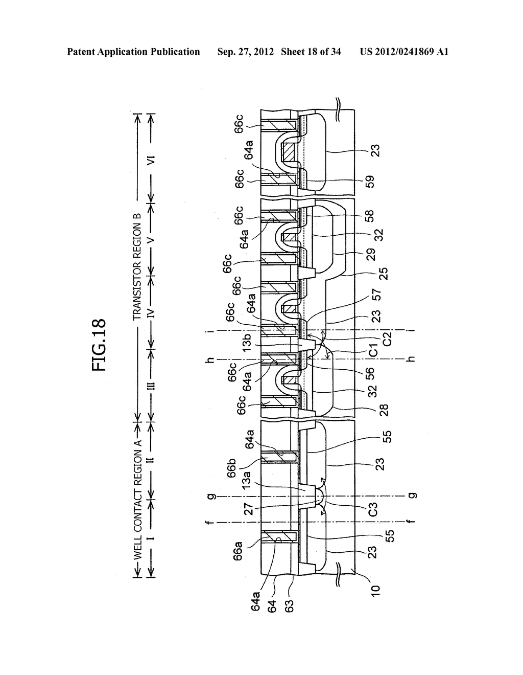 SEMICONDUCTOR DEVICE AND METHOD OF MANUFACTURING THE SAME - diagram, schematic, and image 19