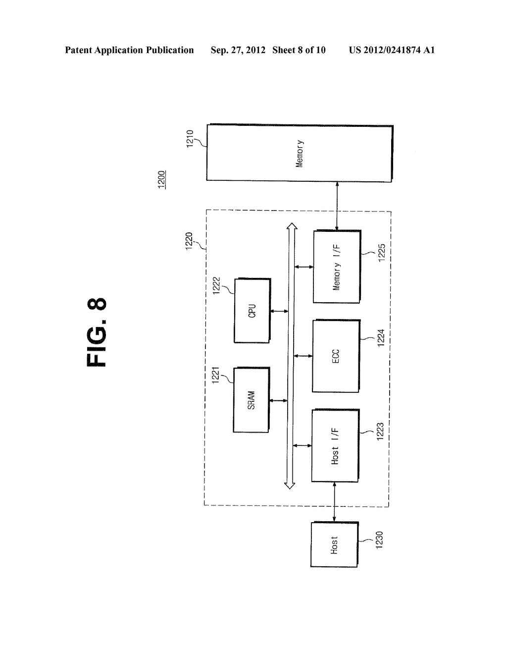 GATE OXIDE FILM INCLUDING A NITRIDE LAYER DEPOSITED THEREON AND METHOD OF     FORMING THE GATE OXIDE FILM - diagram, schematic, and image 09