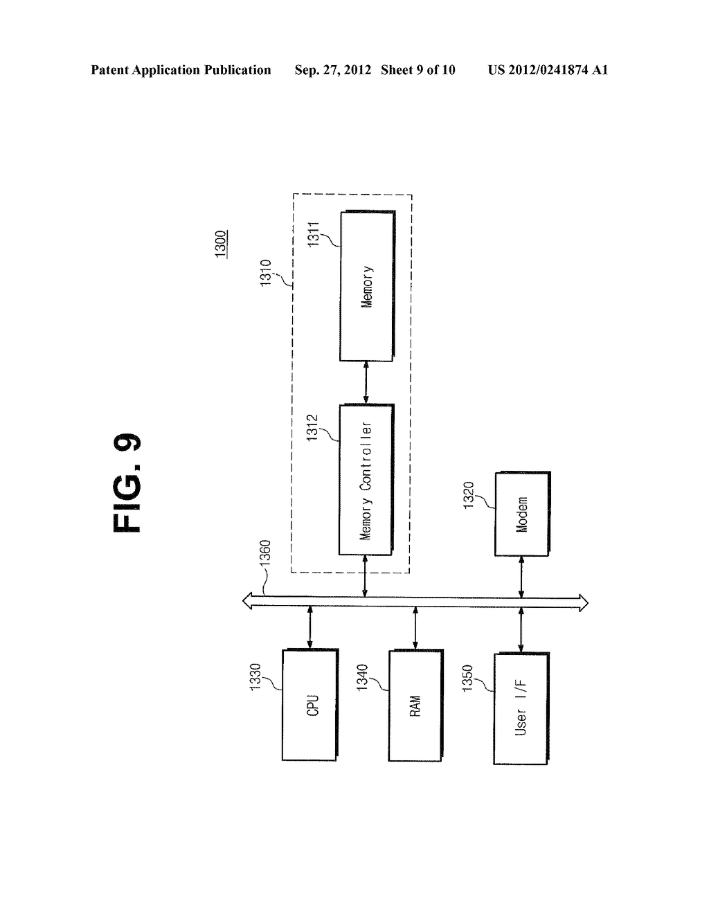 GATE OXIDE FILM INCLUDING A NITRIDE LAYER DEPOSITED THEREON AND METHOD OF     FORMING THE GATE OXIDE FILM - diagram, schematic, and image 10