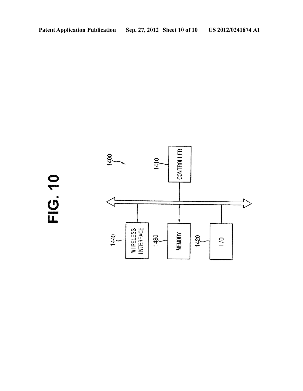 GATE OXIDE FILM INCLUDING A NITRIDE LAYER DEPOSITED THEREON AND METHOD OF     FORMING THE GATE OXIDE FILM - diagram, schematic, and image 11