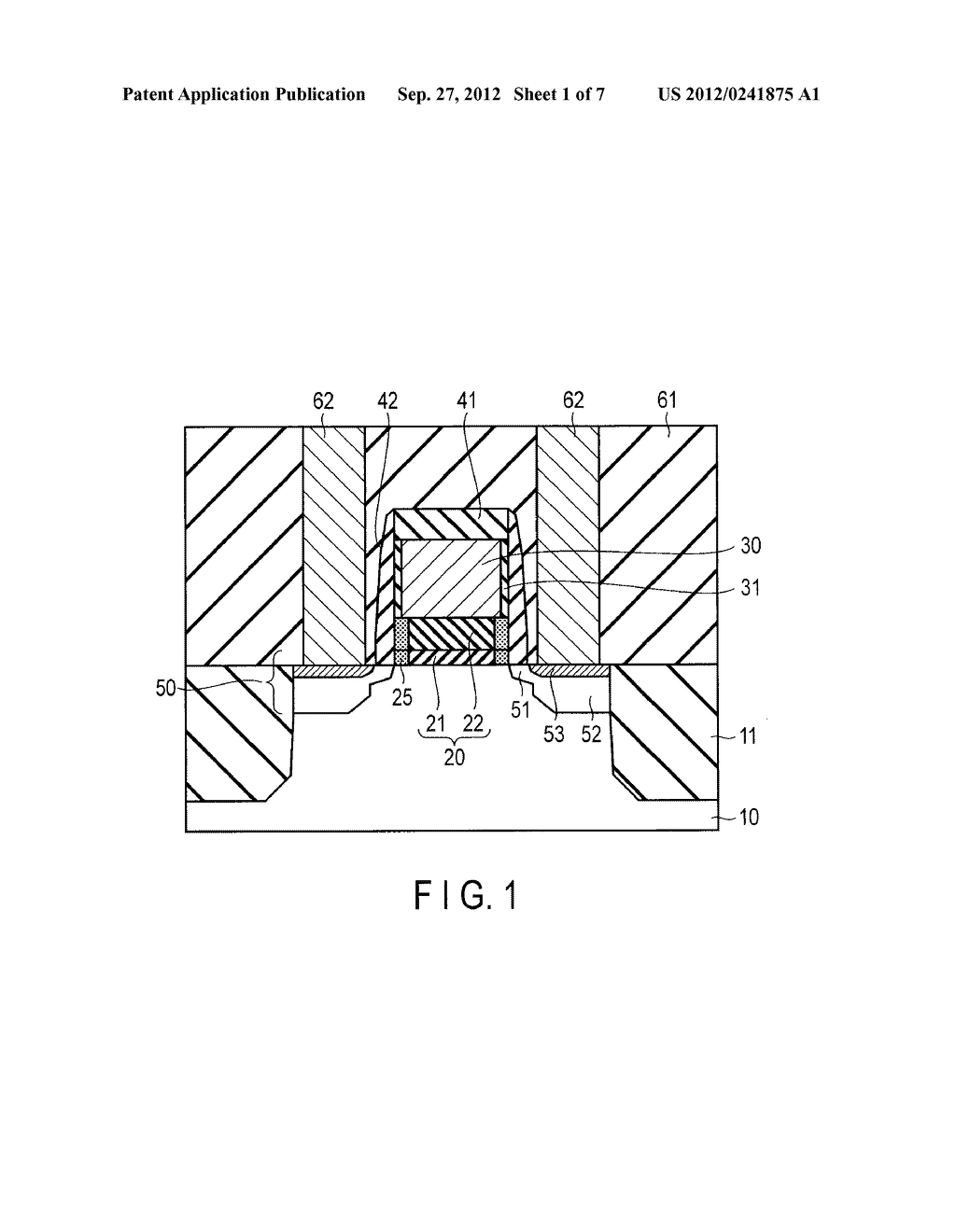 FIELD-EFFECT TRANSISTOR AND METHOD OF MANUFACTURING THE SAME - diagram, schematic, and image 02