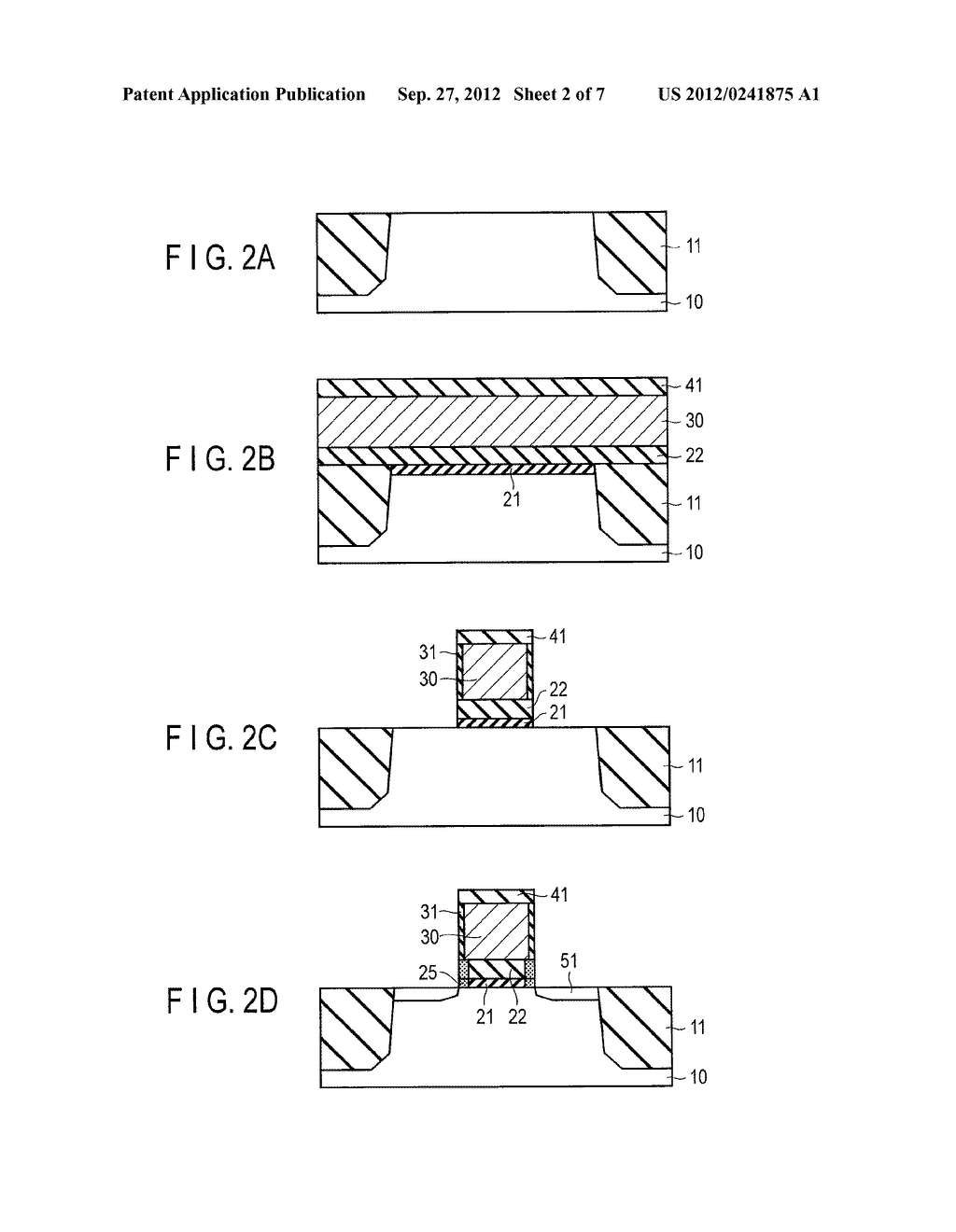 FIELD-EFFECT TRANSISTOR AND METHOD OF MANUFACTURING THE SAME - diagram, schematic, and image 03