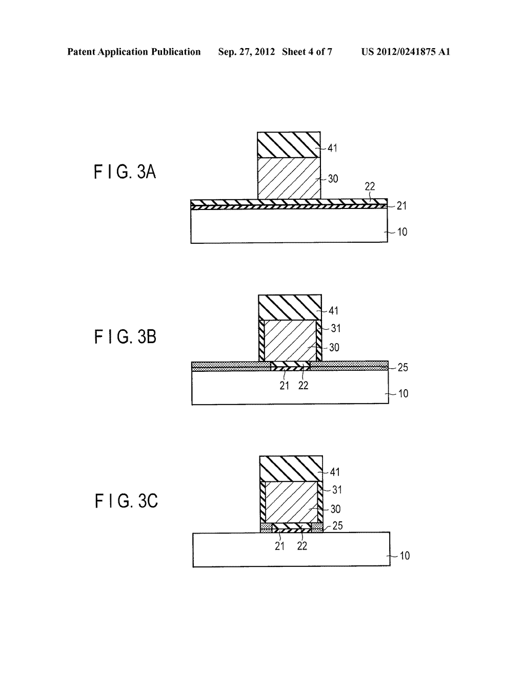 FIELD-EFFECT TRANSISTOR AND METHOD OF MANUFACTURING THE SAME - diagram, schematic, and image 05