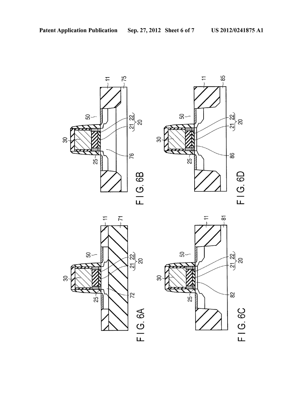 FIELD-EFFECT TRANSISTOR AND METHOD OF MANUFACTURING THE SAME - diagram, schematic, and image 07