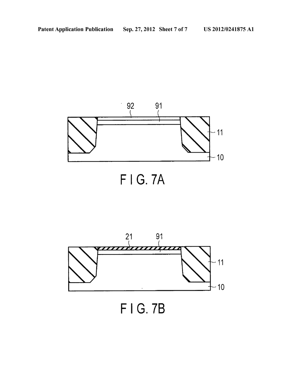 FIELD-EFFECT TRANSISTOR AND METHOD OF MANUFACTURING THE SAME - diagram, schematic, and image 08