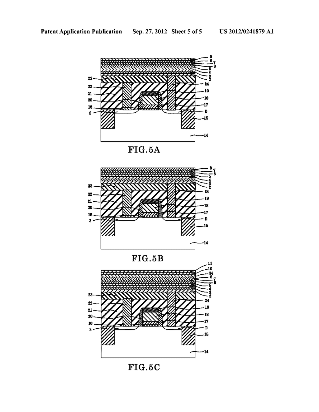 MAGNETIC RANDOM ACCESS MEMORY AND METHOD OF FABRICATING THE SAME - diagram, schematic, and image 06
