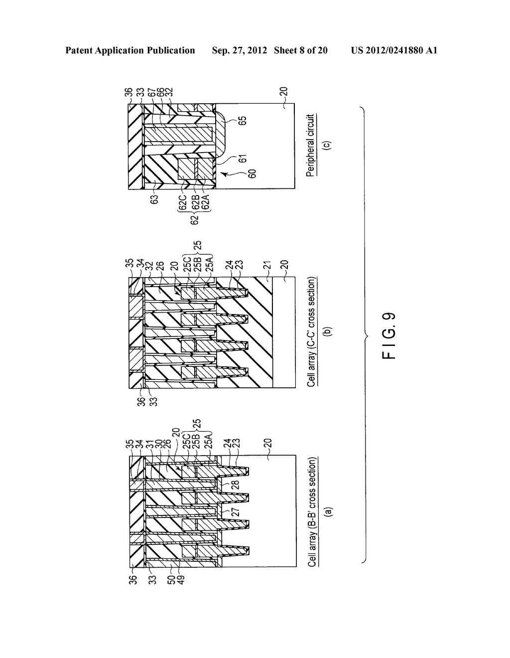MAGNETIC MEMORY AND MANUFACTURING METHOD THEREOF - diagram, schematic, and image 09
