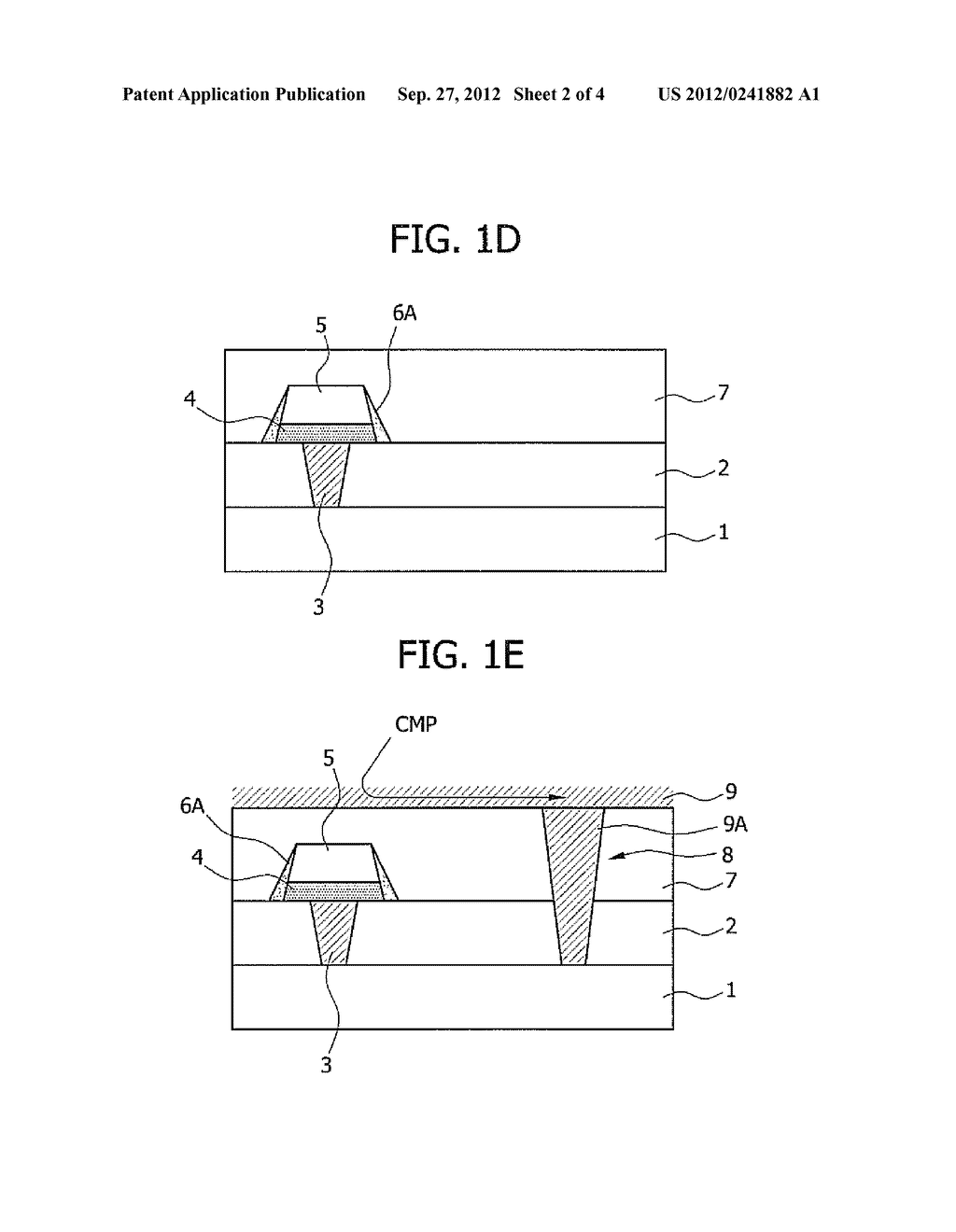 SEMICONDUCTOR MEMORY DEVICE AND METHOD FOR FABRICATING THE SAME - diagram, schematic, and image 03