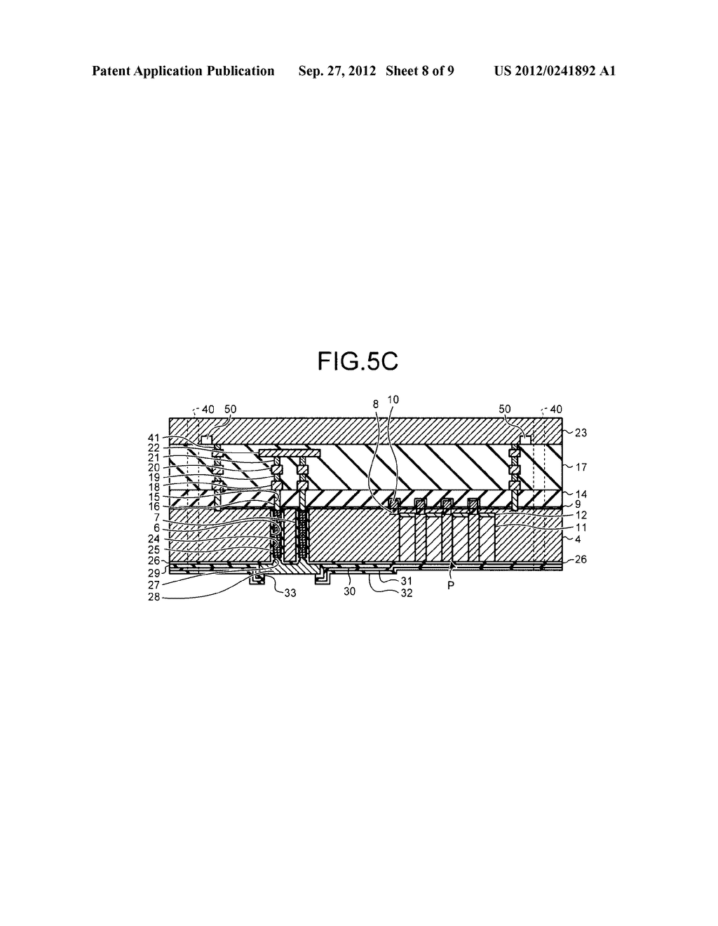 SEMICONDUCTOR DEVICE AND METHOD FOR MANUFACTURING SAME - diagram, schematic, and image 09
