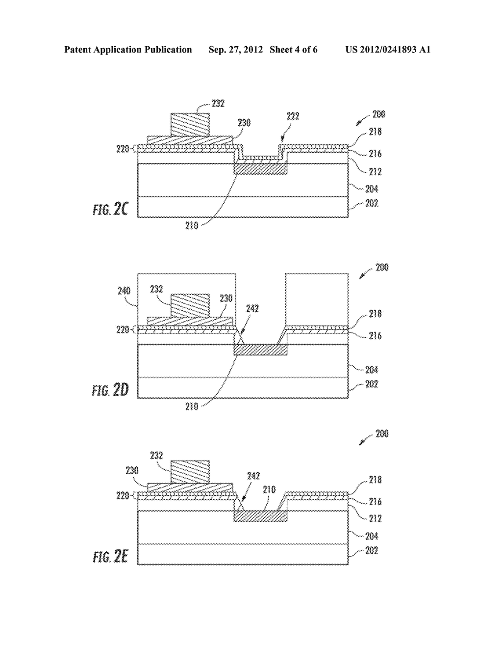 DEVICES INCLUDING BOND PAD HAVING PROTECTIVE SIDEWALL SEAL - diagram, schematic, and image 05