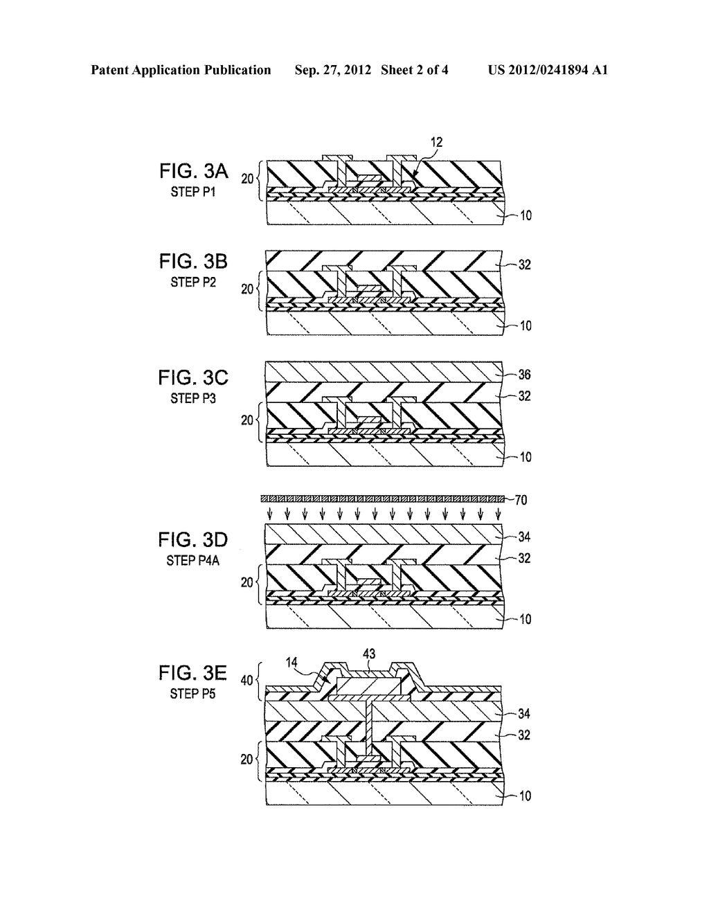 PHOTOELECTRIC CONVERSION DEVICE AND METHOD FOR MANUFACTURING THE SAME - diagram, schematic, and image 03