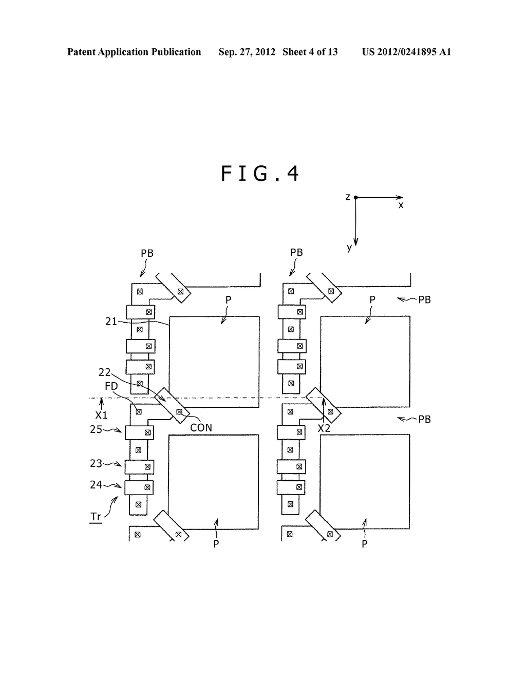 SOLID-STATE IMAGING DEVICE, MANUFACTURING METHOD OF THE SAME AND     ELECTRONIC APPARATUS - diagram, schematic, and image 05