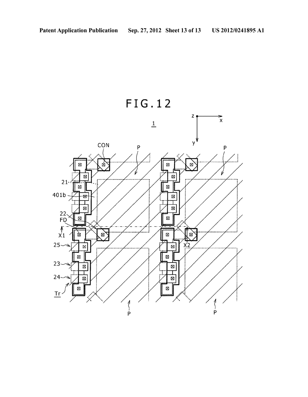 SOLID-STATE IMAGING DEVICE, MANUFACTURING METHOD OF THE SAME AND     ELECTRONIC APPARATUS - diagram, schematic, and image 14