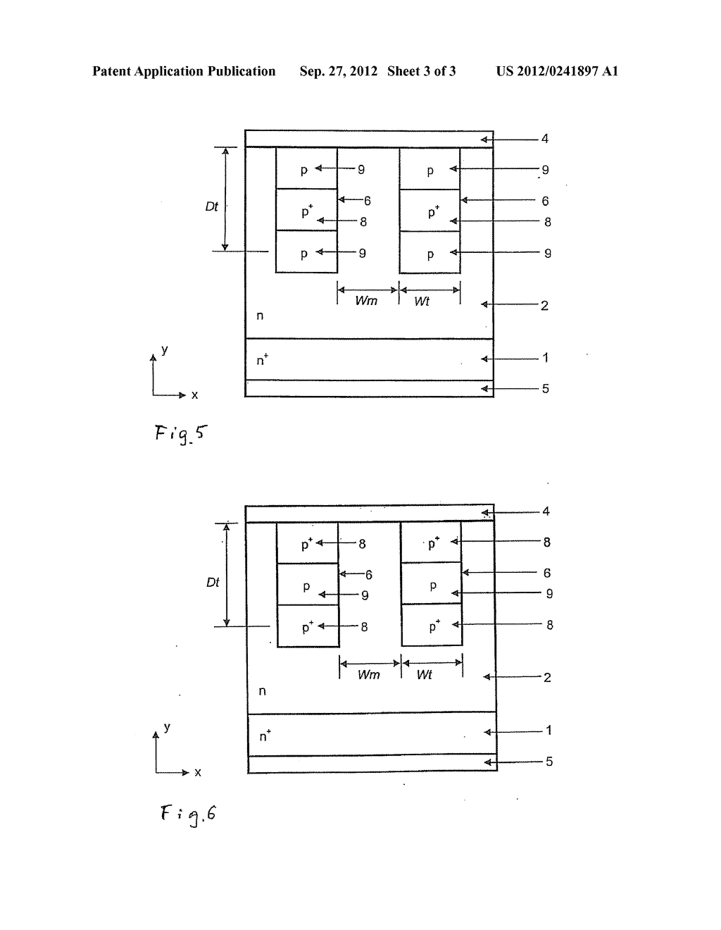SEMICONDUCTOR SYSTEM INCLUDING A SCHOTTKY DIODE - diagram, schematic, and image 04