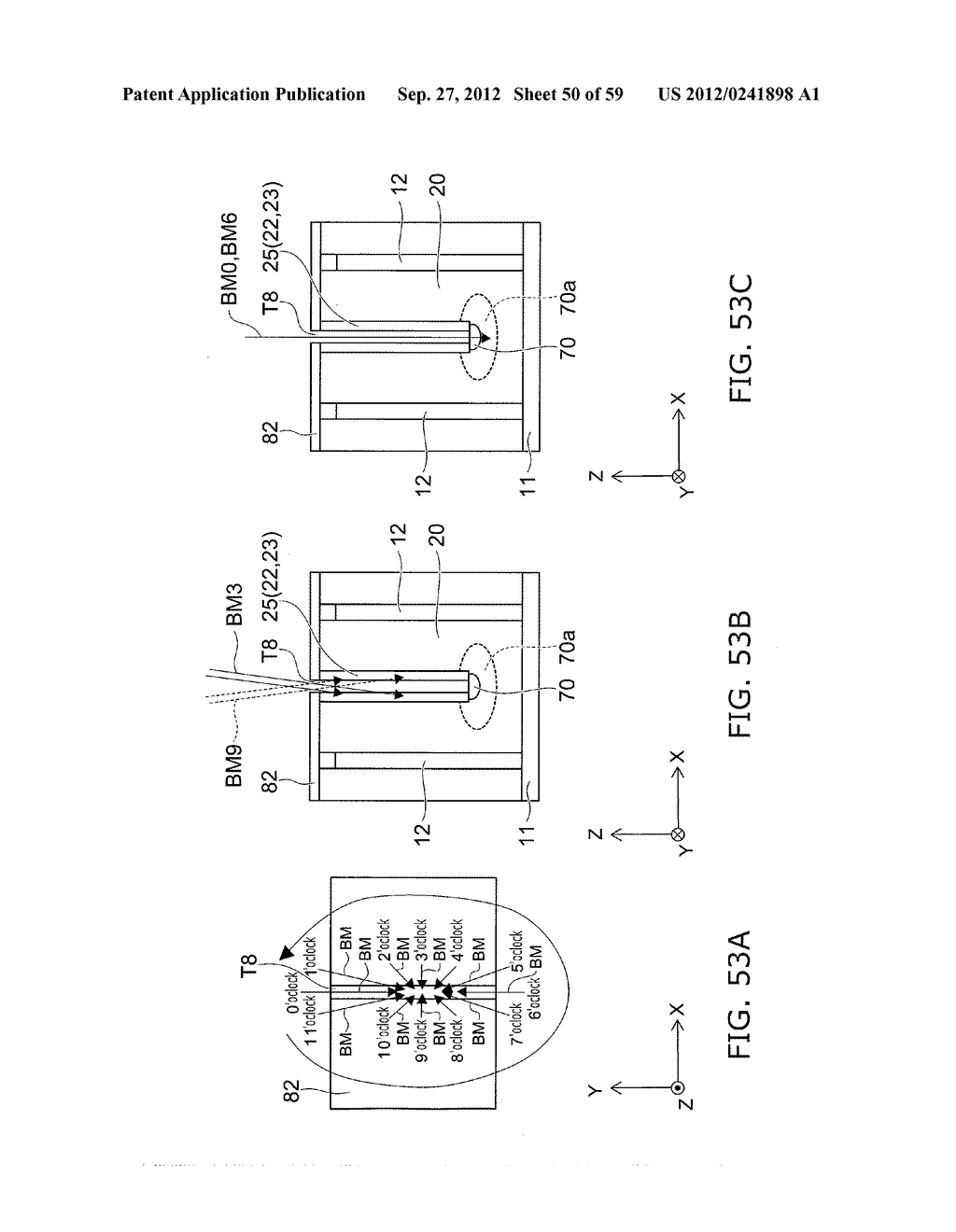 SEMICONDUCTOR DEVICE AND METHOD FOR MANUFACTURING THE SAME - diagram, schematic, and image 51