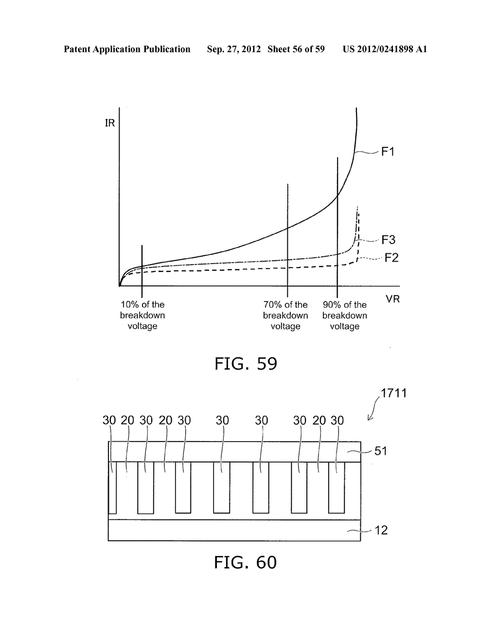SEMICONDUCTOR DEVICE AND METHOD FOR MANUFACTURING THE SAME - diagram, schematic, and image 57