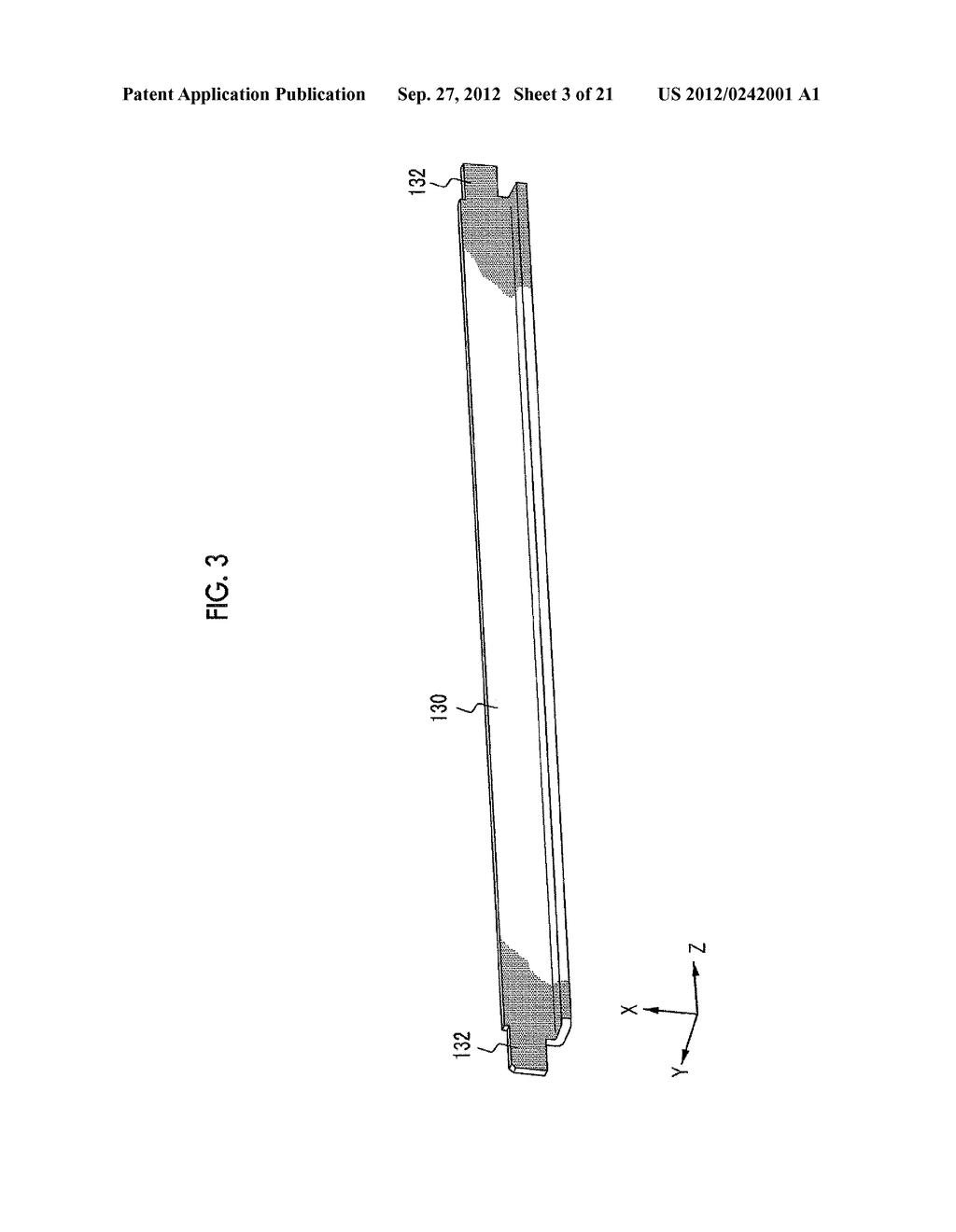 MOLDING APPARATUS AND METHOD FOR MANUFACTURING INSERT MOLDED ARTICLE - diagram, schematic, and image 04