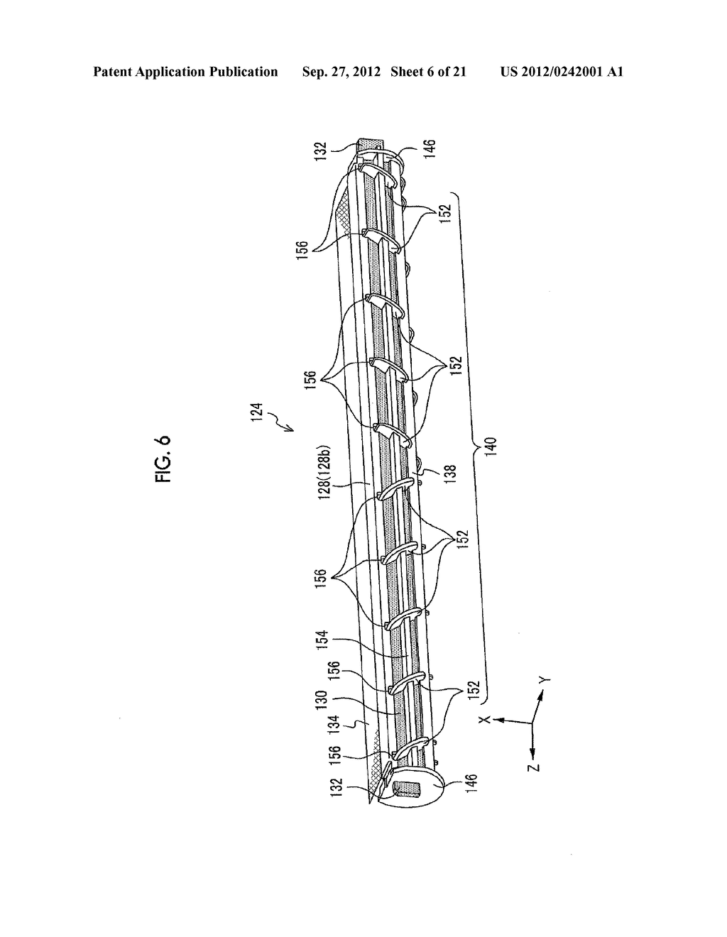MOLDING APPARATUS AND METHOD FOR MANUFACTURING INSERT MOLDED ARTICLE - diagram, schematic, and image 07