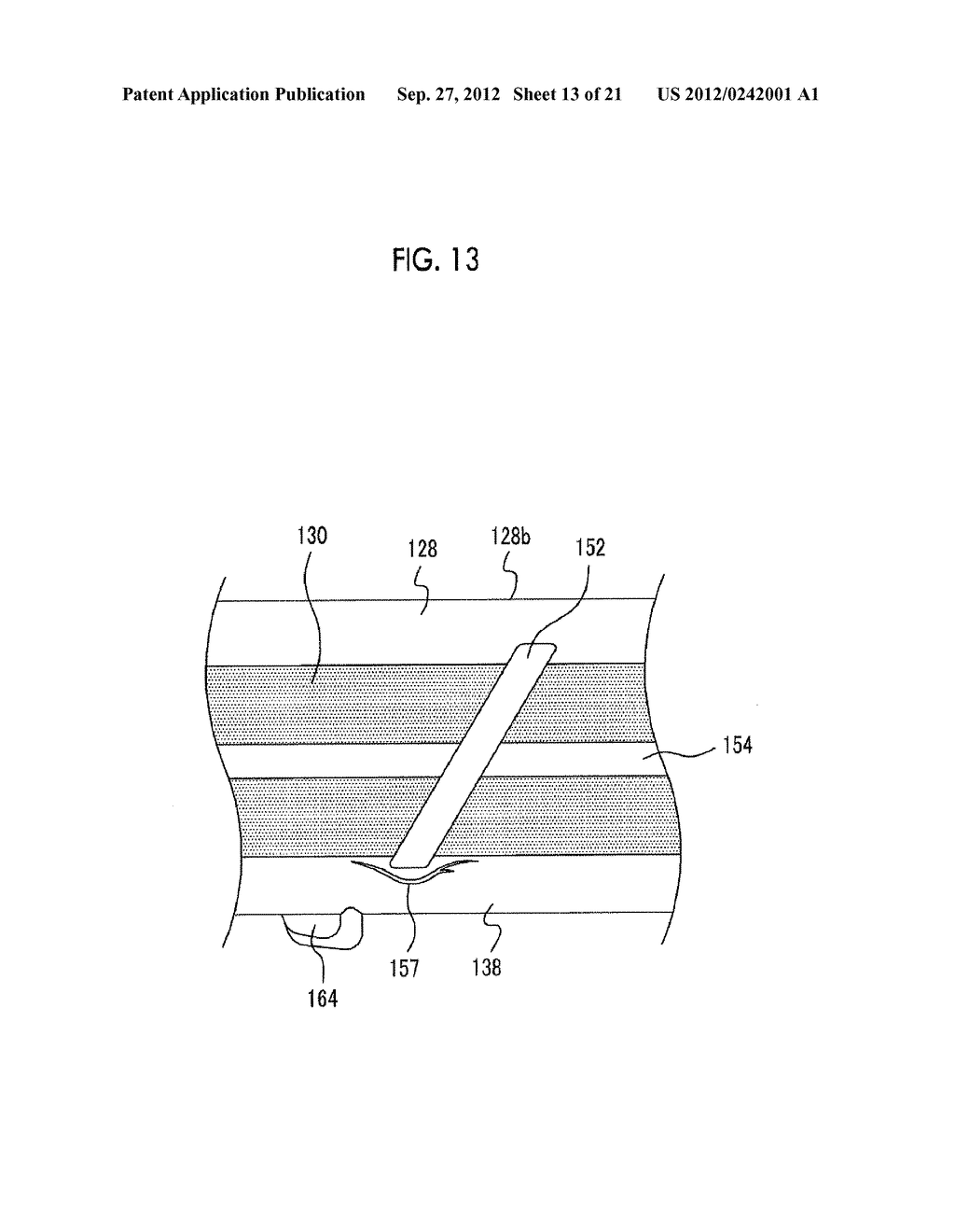 MOLDING APPARATUS AND METHOD FOR MANUFACTURING INSERT MOLDED ARTICLE - diagram, schematic, and image 14