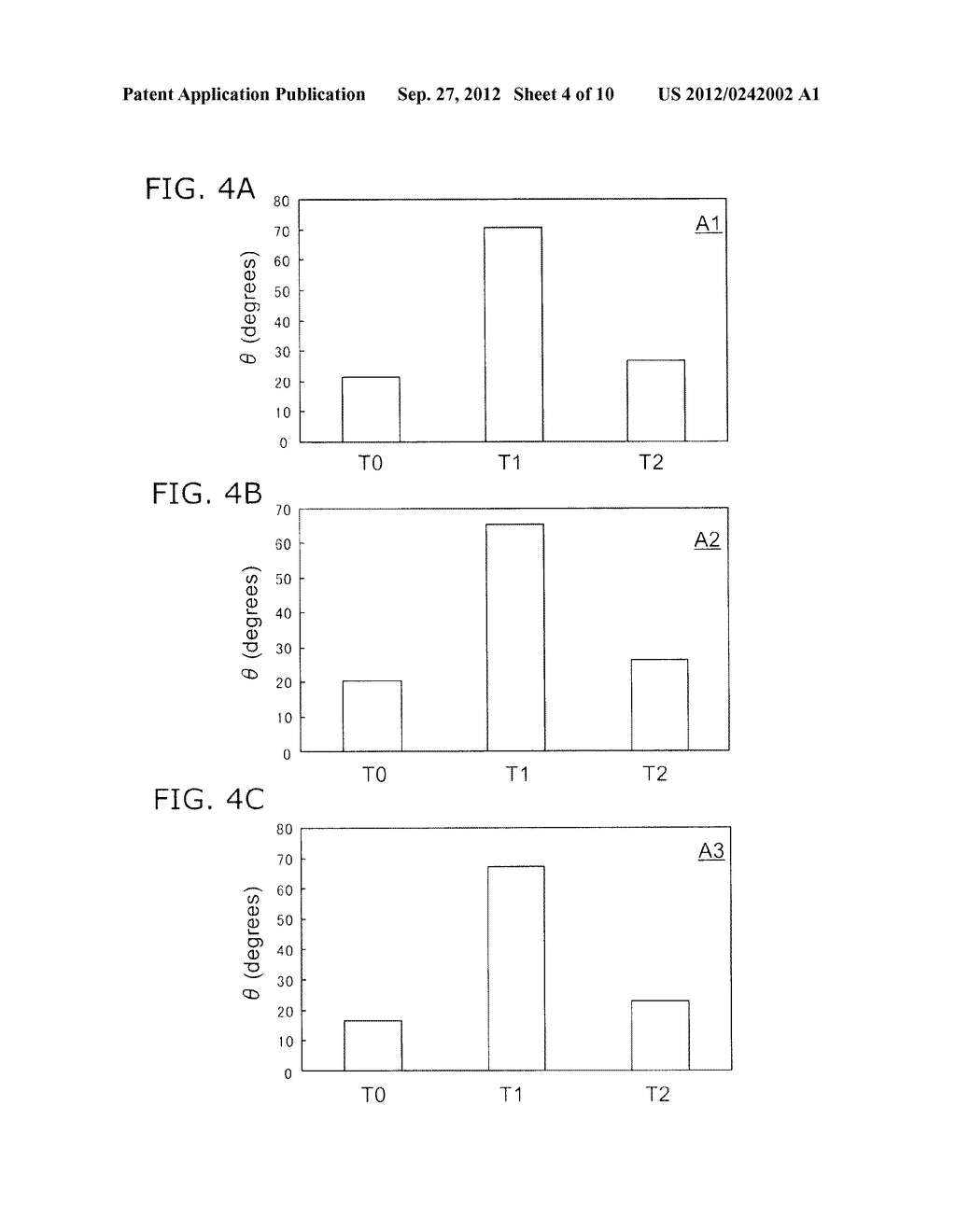 TEMPLATE, SURFACE PROCESSING METHOD OF TEMPLATE, SURFACE PROCESSING     APPARATUS OF TEMPLATE, AND PATTERN FORMATION METHOD - diagram, schematic, and image 05