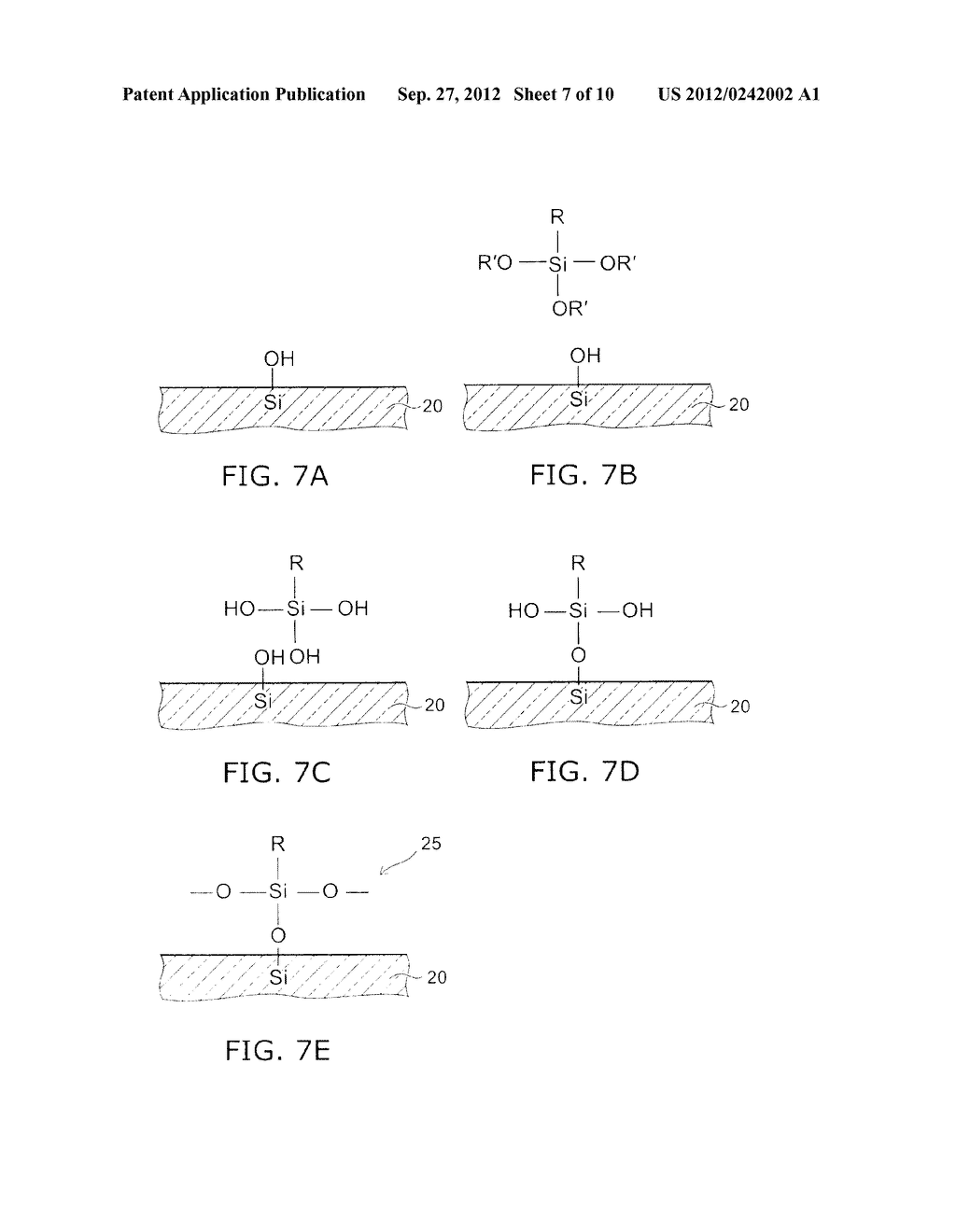 TEMPLATE, SURFACE PROCESSING METHOD OF TEMPLATE, SURFACE PROCESSING     APPARATUS OF TEMPLATE, AND PATTERN FORMATION METHOD - diagram, schematic, and image 08
