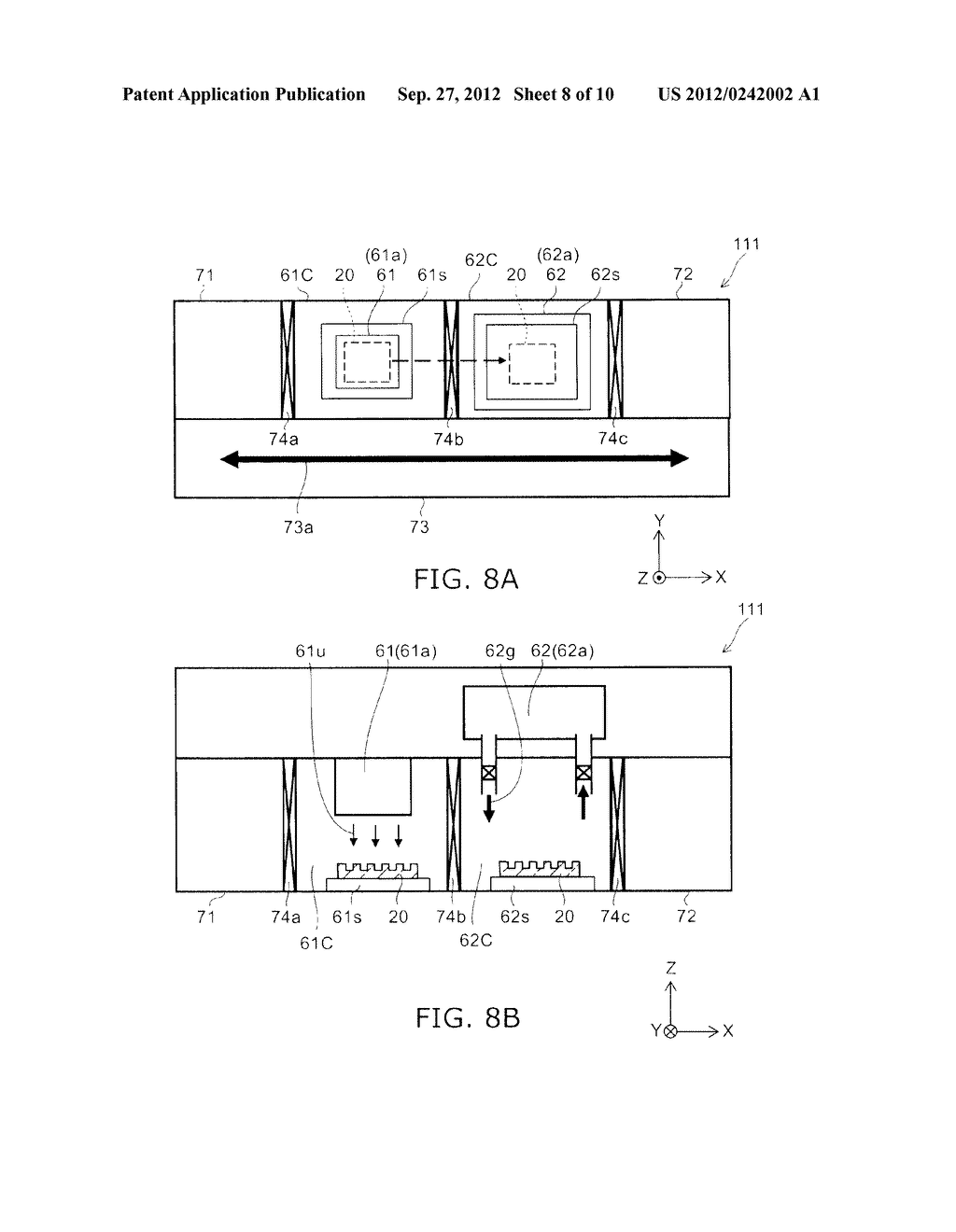 TEMPLATE, SURFACE PROCESSING METHOD OF TEMPLATE, SURFACE PROCESSING     APPARATUS OF TEMPLATE, AND PATTERN FORMATION METHOD - diagram, schematic, and image 09