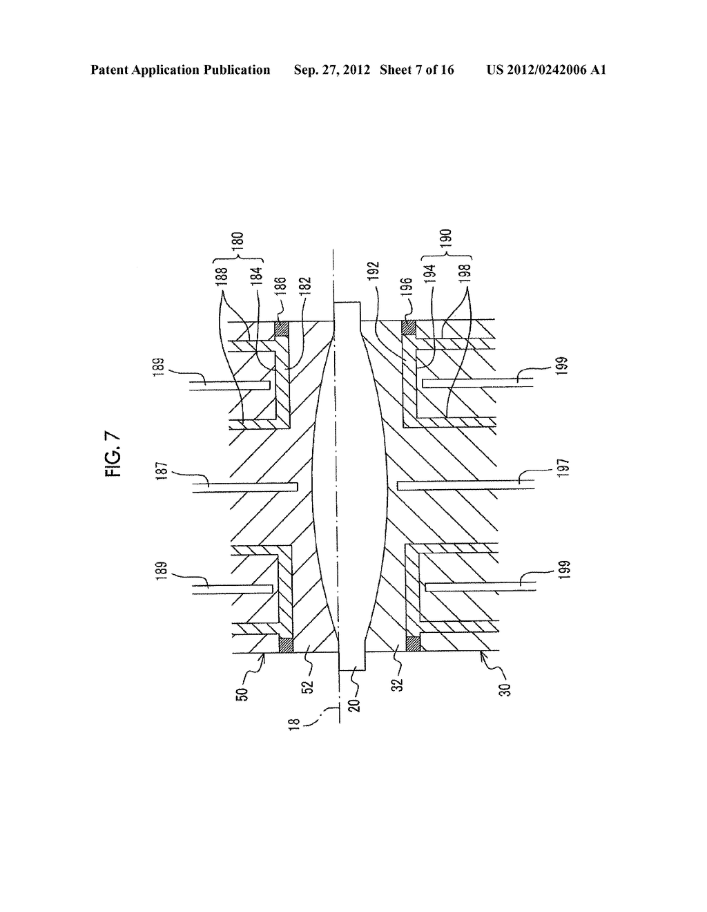 INJECTION MOLDING APPARATUS AND METHOD FOR MANUFACTURING LONG MOLDED     ARTICLE - diagram, schematic, and image 08