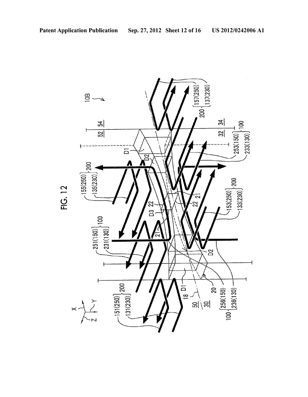 INJECTION MOLDING APPARATUS AND METHOD FOR MANUFACTURING LONG MOLDED     ARTICLE - diagram, schematic, and image 13