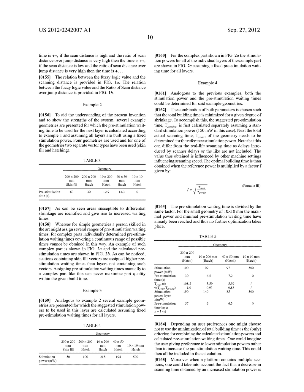 METHOD FOR REDUCING DIFFERENTIAL SHRINKAGE IN STEROLITHOGRAPHY - diagram, schematic, and image 19